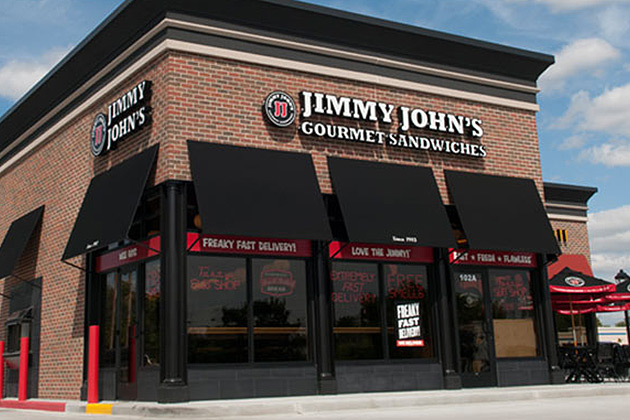 The name of the latest victim of data breach is Jimmy John's