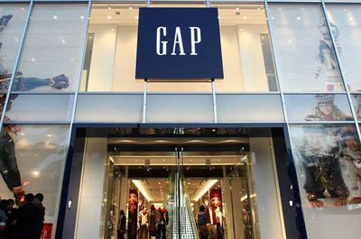 List of Gap stores in california