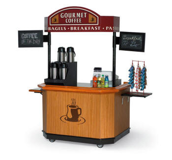 Kiosks Come In Any Size And Shape Provide Endless Business Opportunities